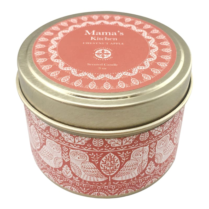 3oz Mamas Kitchen Candle Tin