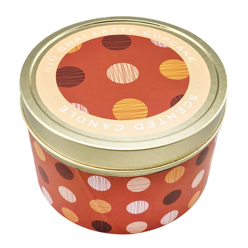 9oz Chai Latte Candle Tin