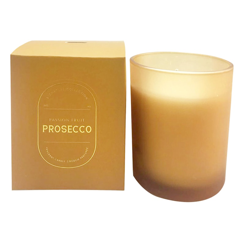 10oz Passion Fruit Prosecco Candle