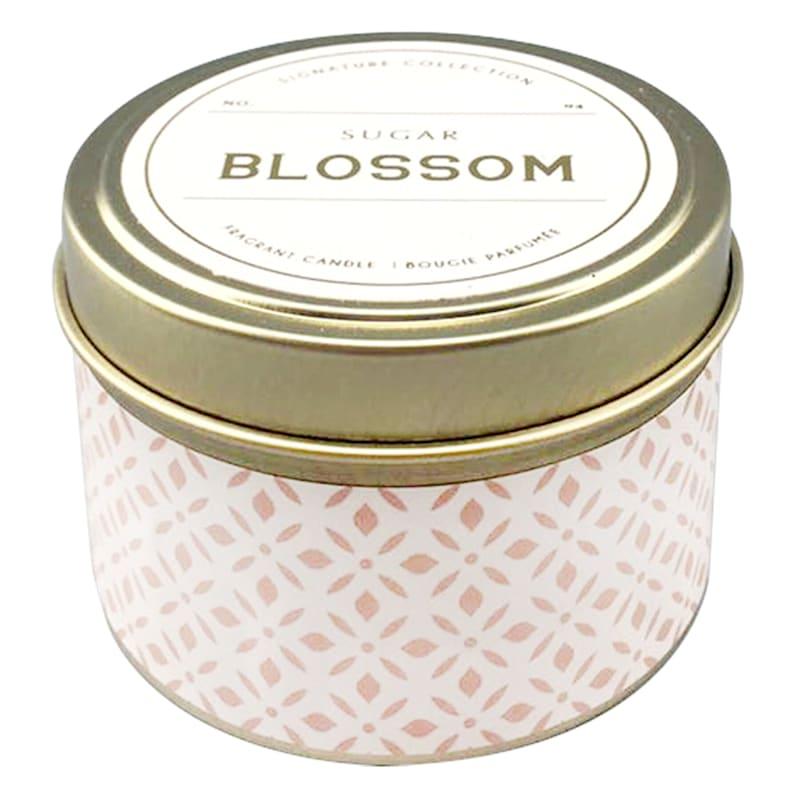 3oz Sugar Blossom Candle Tin