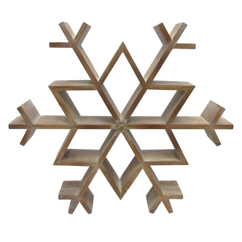 "Snowflake Decor, 15"""