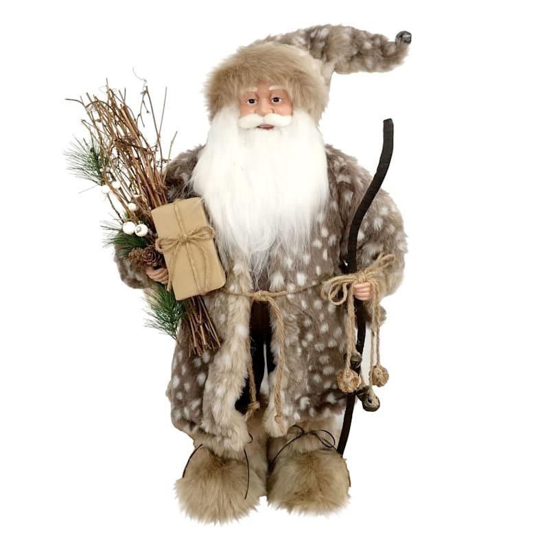 "Woodland Santa, 24"""