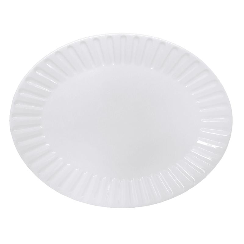 Grace Mitchell White Serving Platter