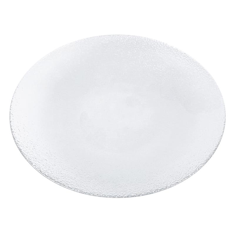 13X13-IN CLEAR PLATTER