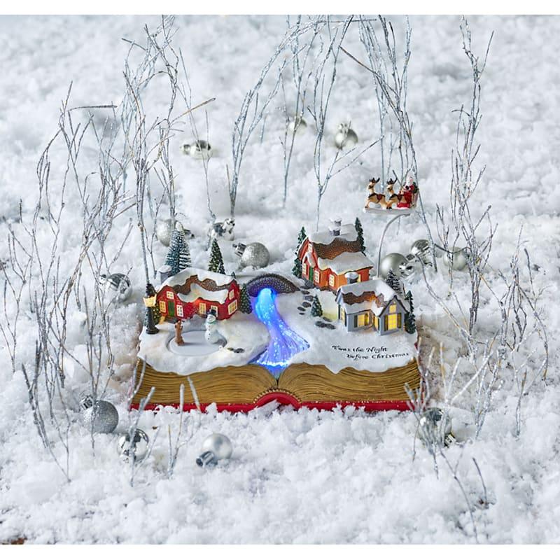 FAO Schwarz Holiday LED Night Before Christmas