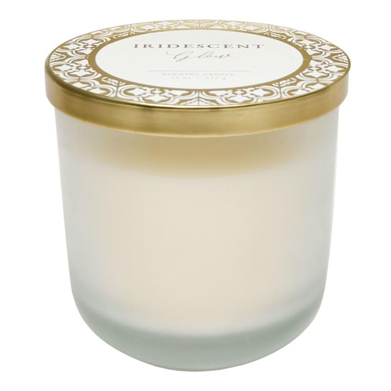 Iridescent Glow 11oz Jar Candle