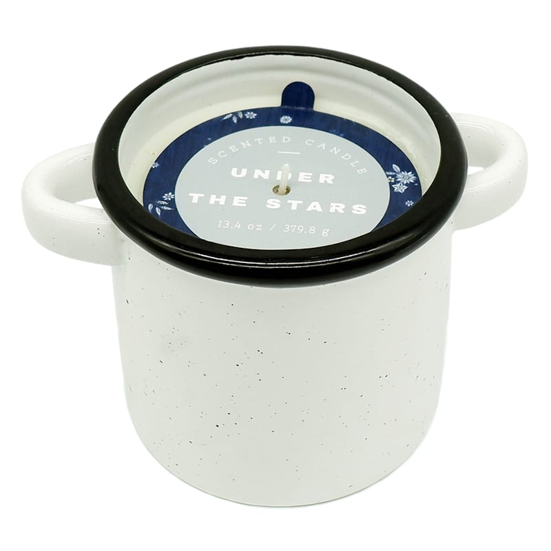 13.4OZ BLUE CUP CANDLE