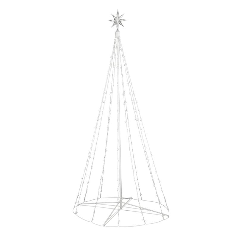 Pre- Lit Sparkle Tree, 10'