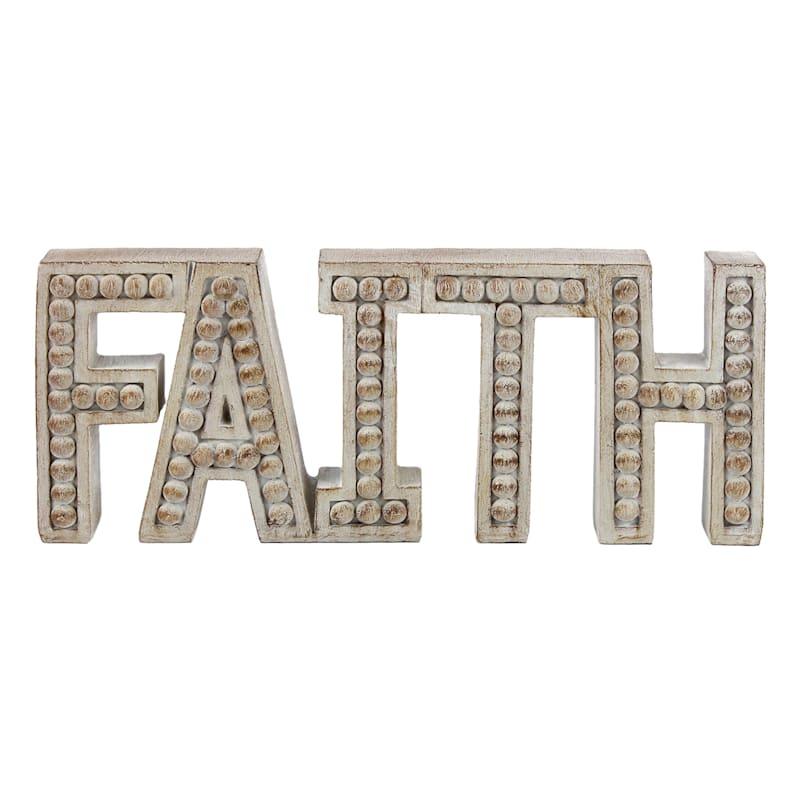 11 RESIN FAITH DECOR