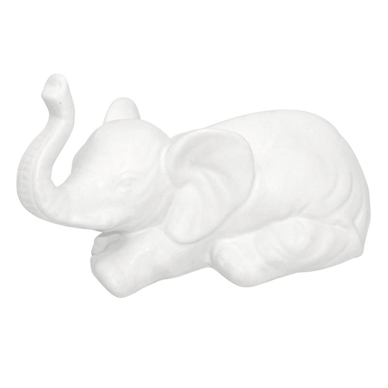 "Grace Mitchell White Elephant, 6"""