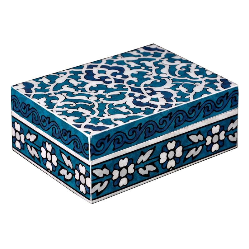 JODHPUR BLUES DECAL BOX SMALL
