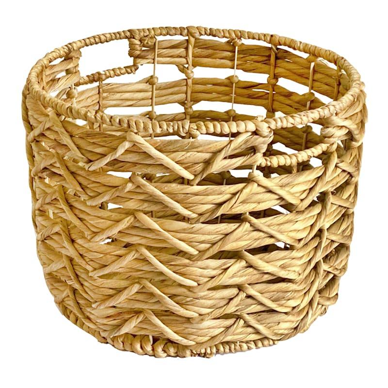 """Triple Weave Basket, 14"""""""