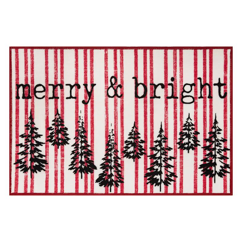 Merry & Bright, 24x36