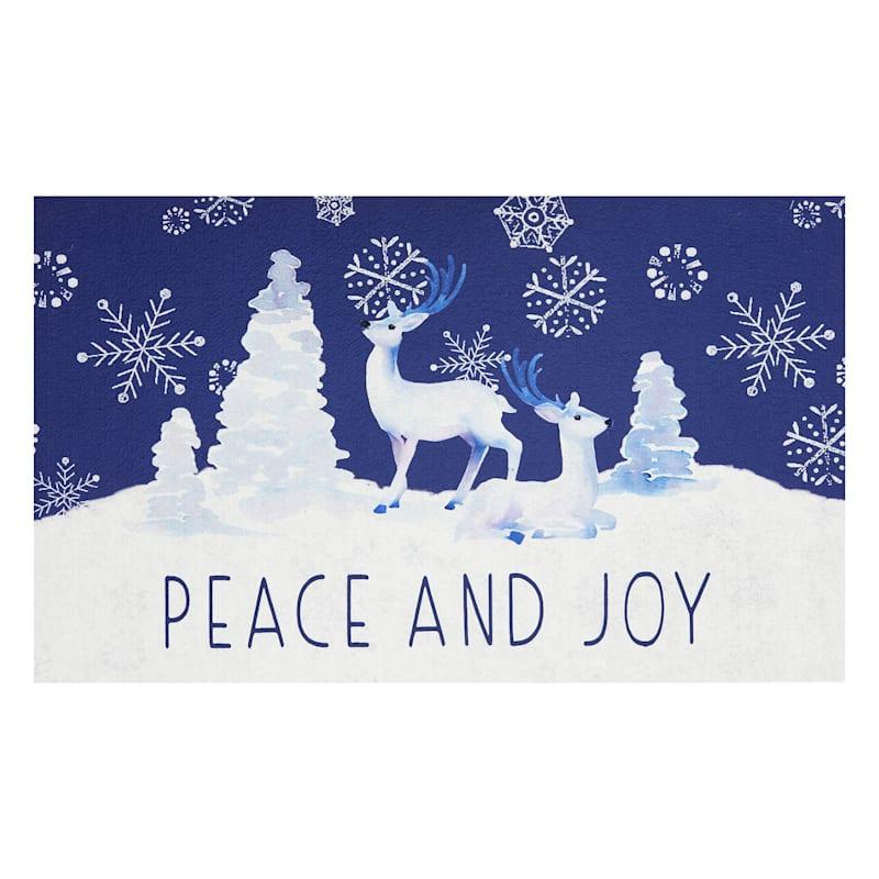 Peace & Joy Mat, 18x30