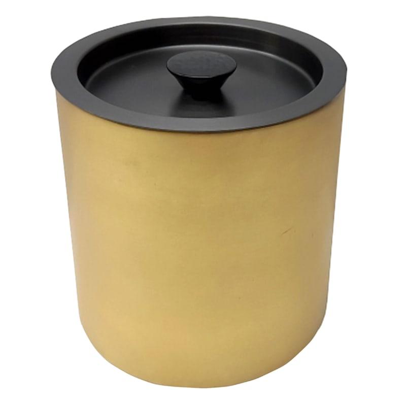 BLACK GOLD ICE BUCKET