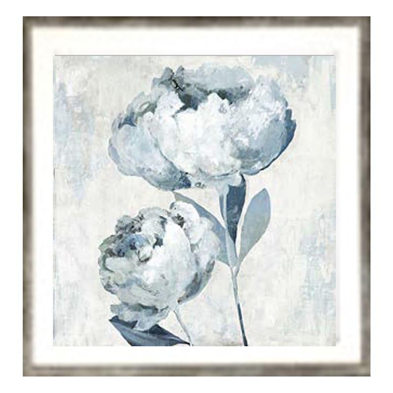 Secret Lullaby Florals Framed Art