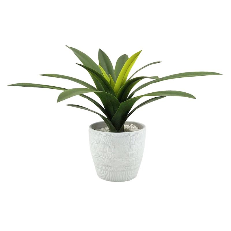16IN PLANT IN CERAMIC POT