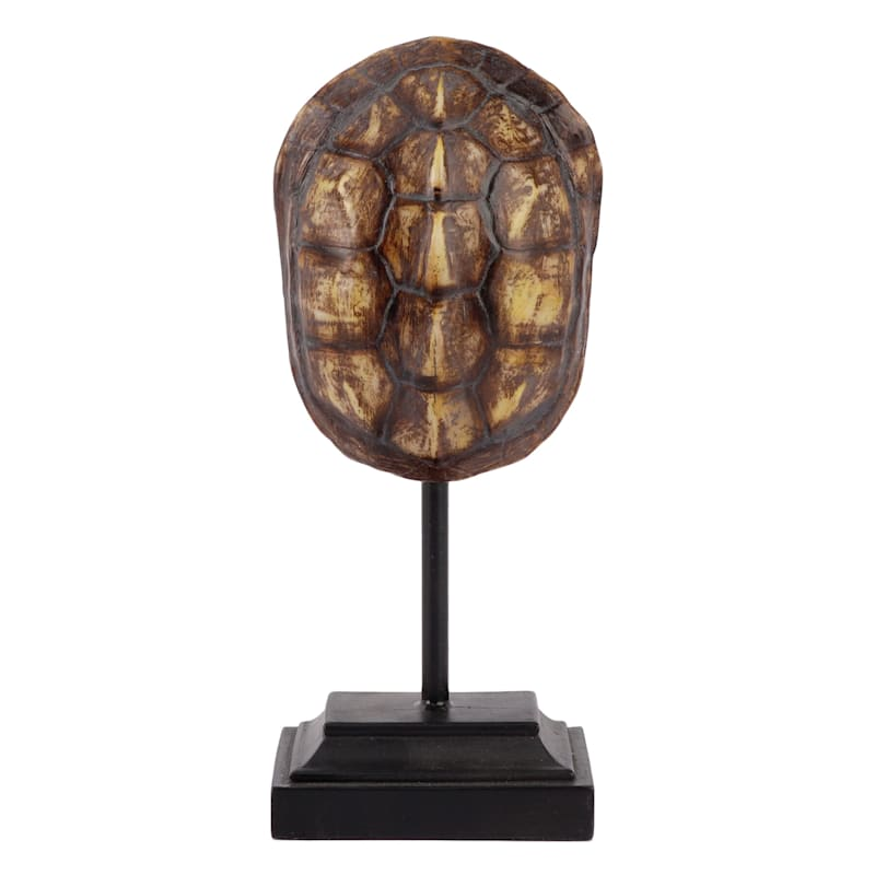 GOLD TURTLE SHELL STAND 4X9
