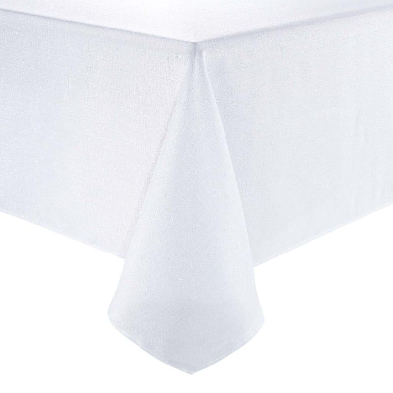 SHIMMER 60X84 S/6 NAPKIN WHITE