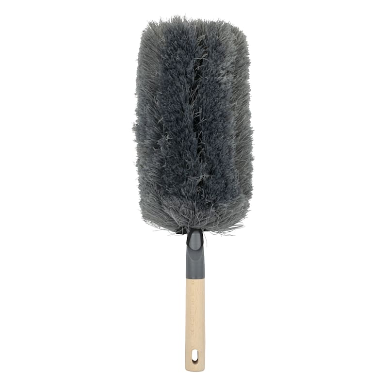 MCROFBR HAND DUSTER GRY