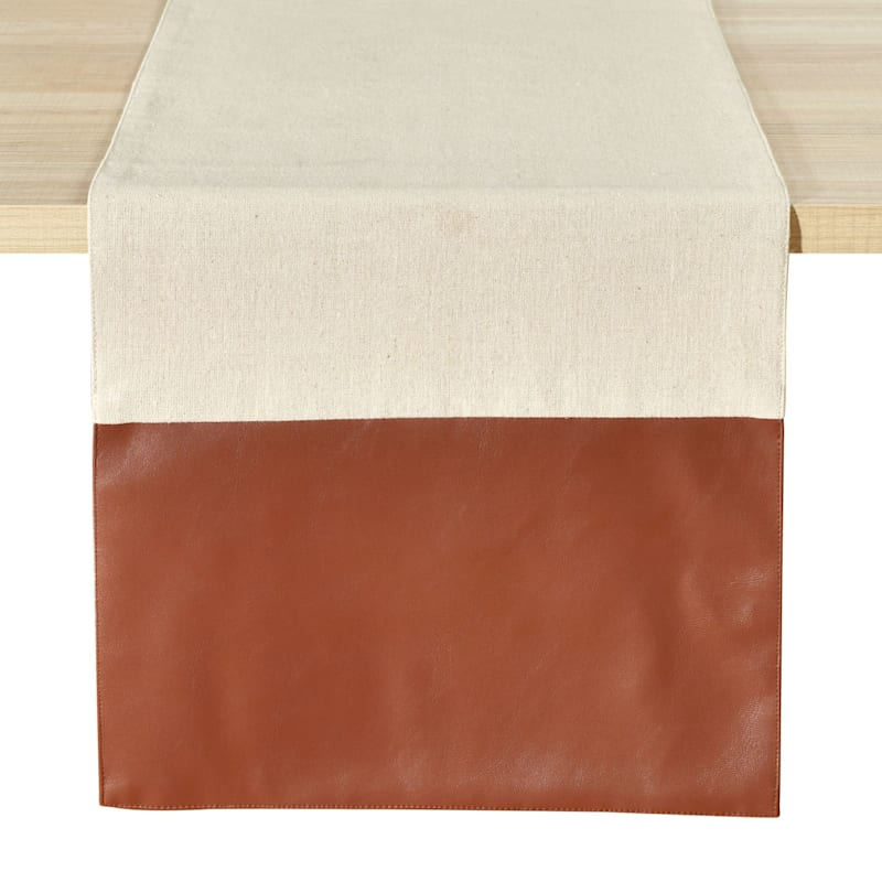 LUCIA-TR -IVORY/BROWN-13X72