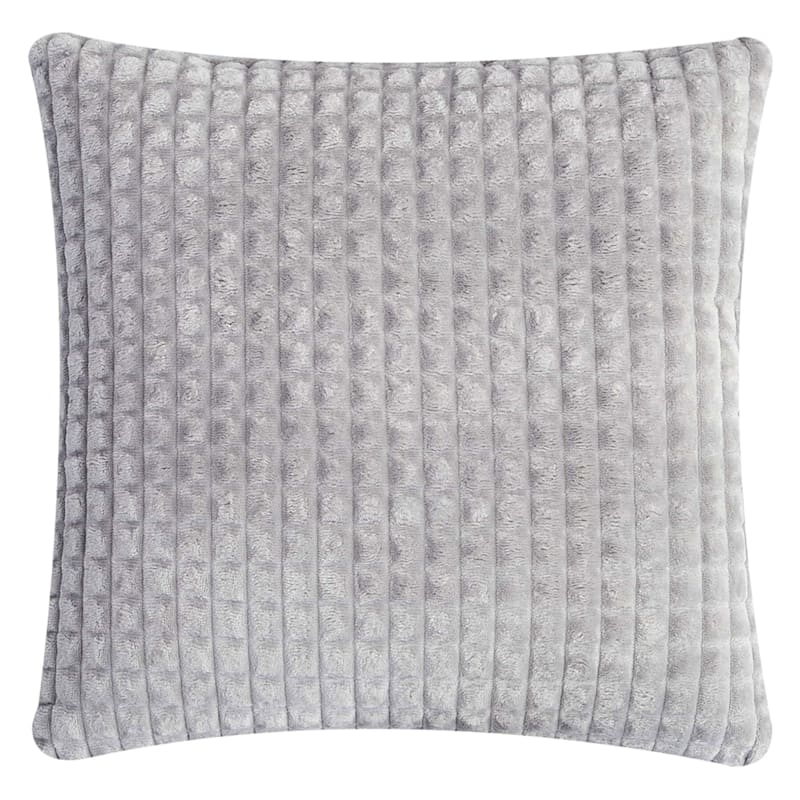 Norwich Grey Pillow 18X18