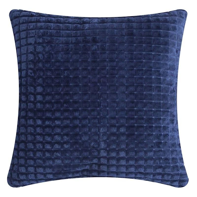 Toss Pillow, Navy Blue