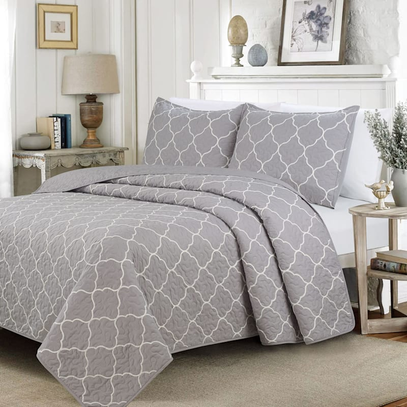GLENFALL 3PC GREY QLT KG
