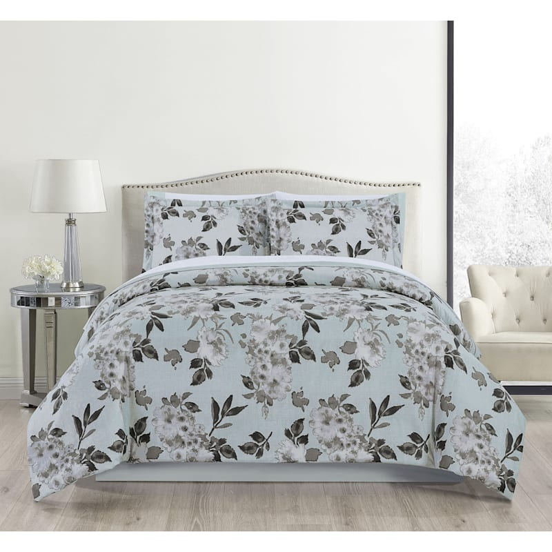Alina 8-Piece Bed-in-a-Bag Set, Full
