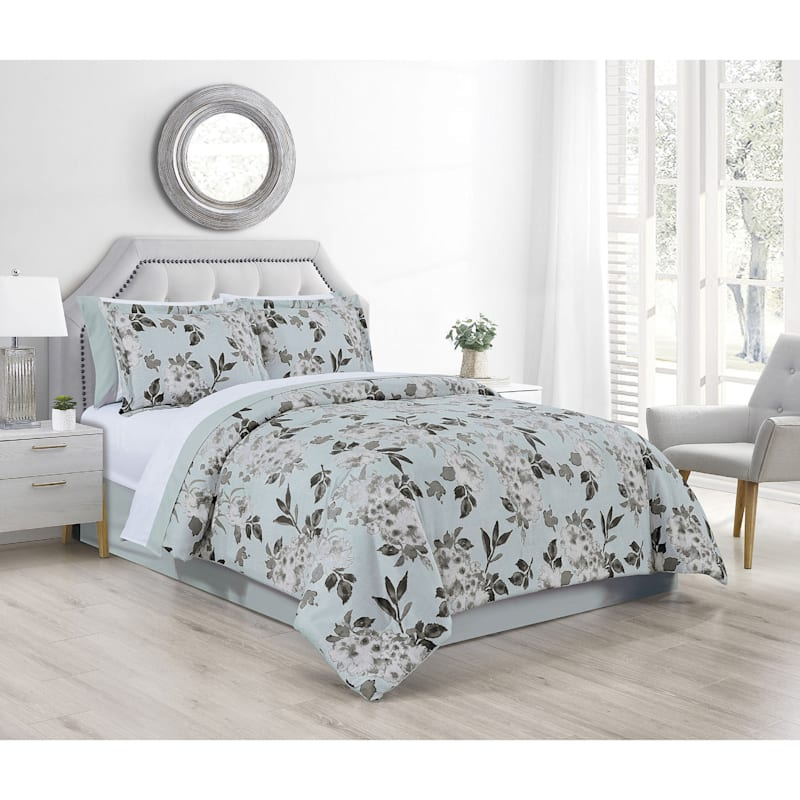 Alina 8-Piece Bed-in-a-Bag Set, King