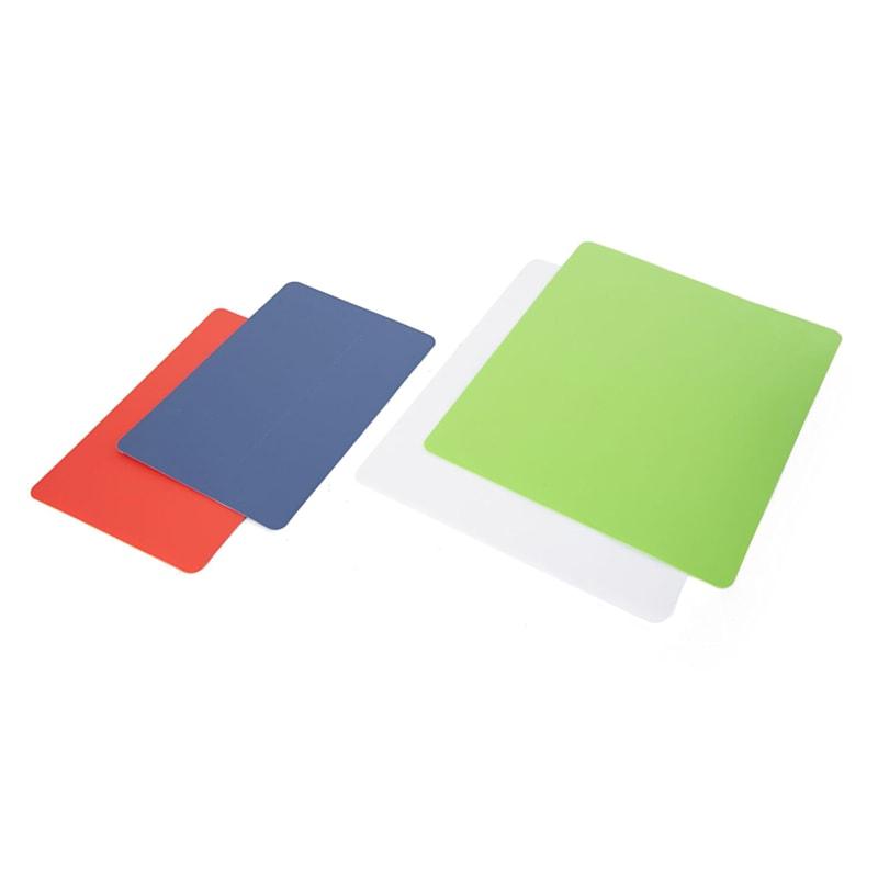 Farberware 4-Piece Multicolored Flex Mat Set