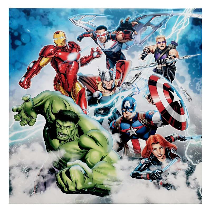 20X20 Marvel Avengers Canvas Wall Art