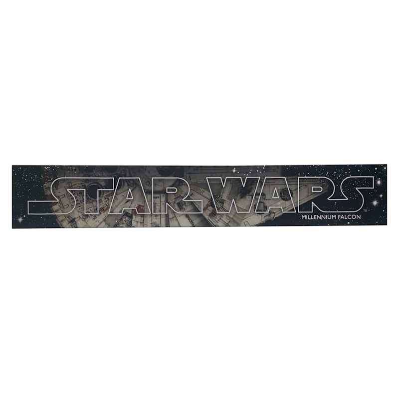 36X6 Star Wars Millenium Falcon Canvas Wall Art