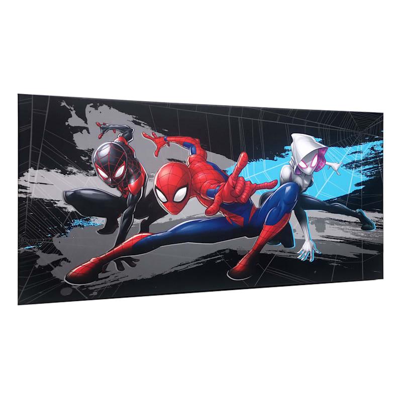 12X24 Marvel Spider-Verse Canvas Wall Art