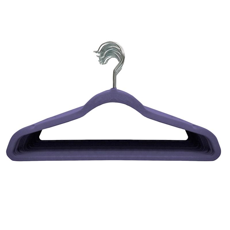 25 Pack Velvet Hanger Infinity