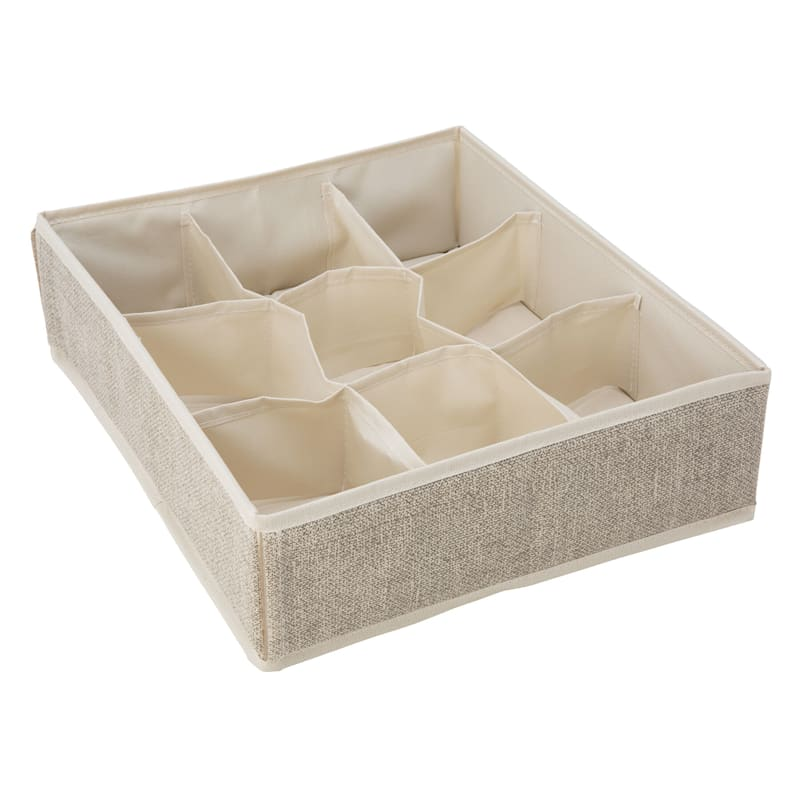 9 COMPARTMENT DRAWER ORG