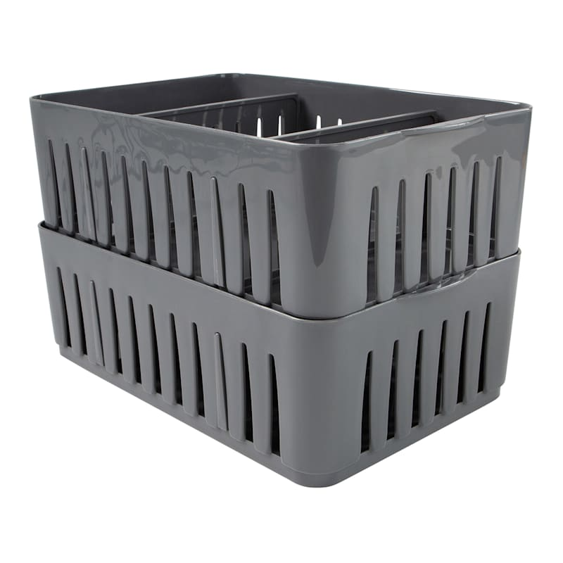 MED STACKABLE ORG W DIVIDERS A