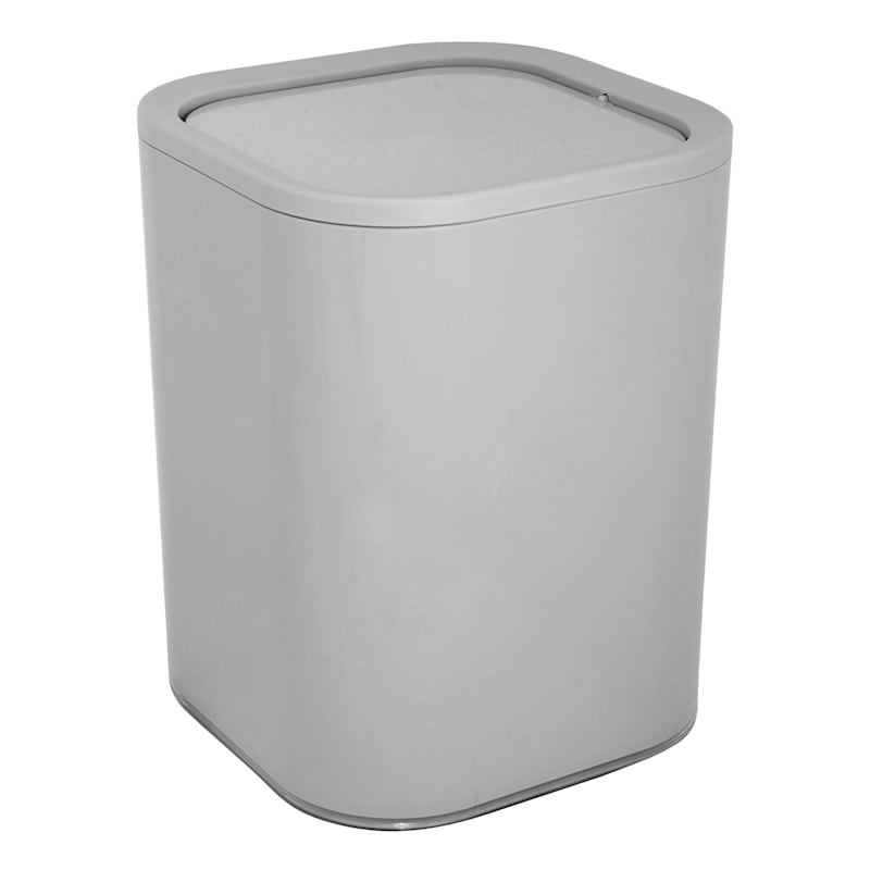 ACRYLIC TRASH CAN