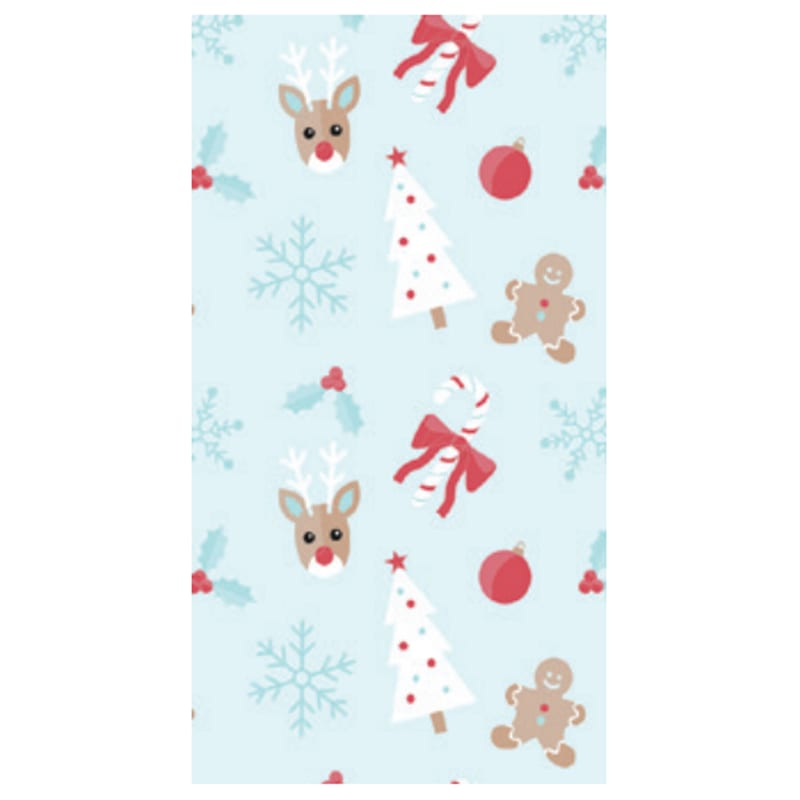 Holly Jolly Guest Towel