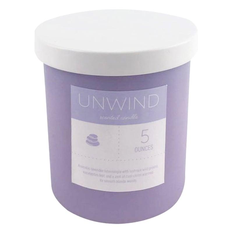5oz Unwind Candle