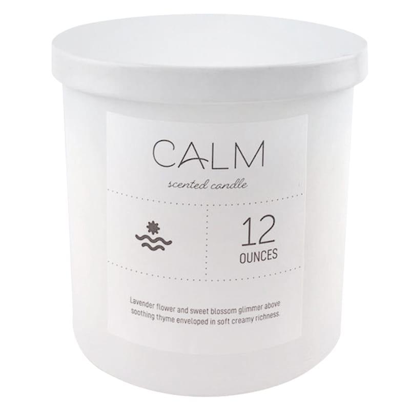 12oz Calm Candle
