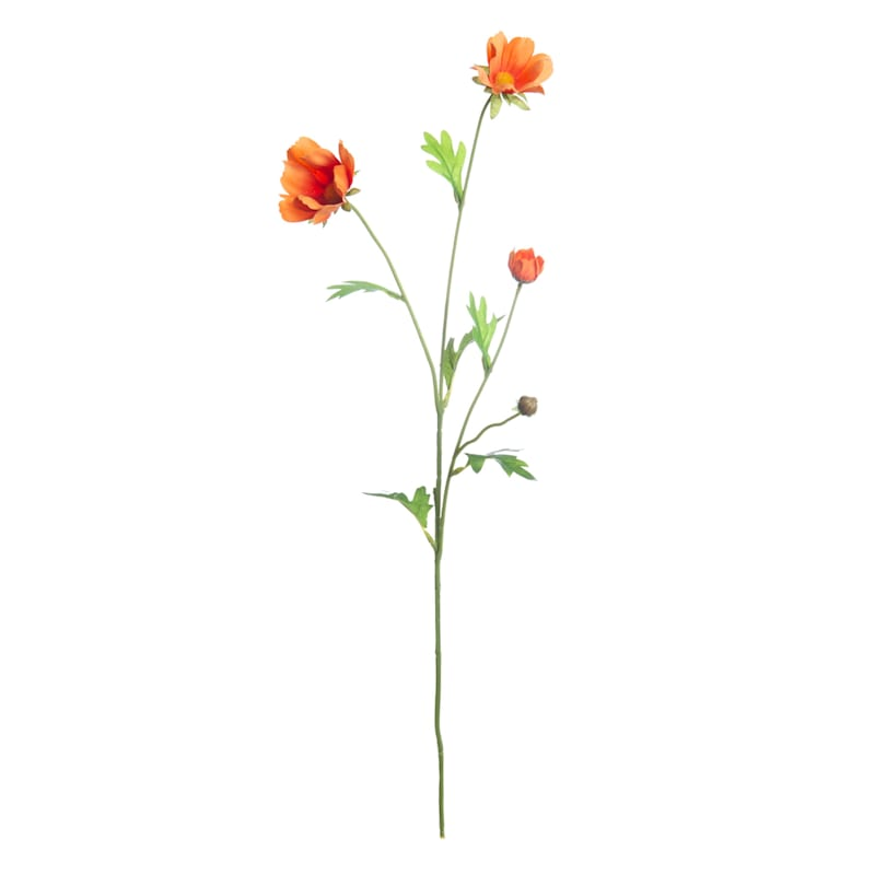23IN COSMOS SPRAY ORANGE