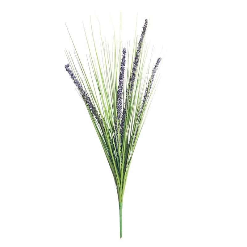 25 BERRY/ONION GRASS BUSH PUR