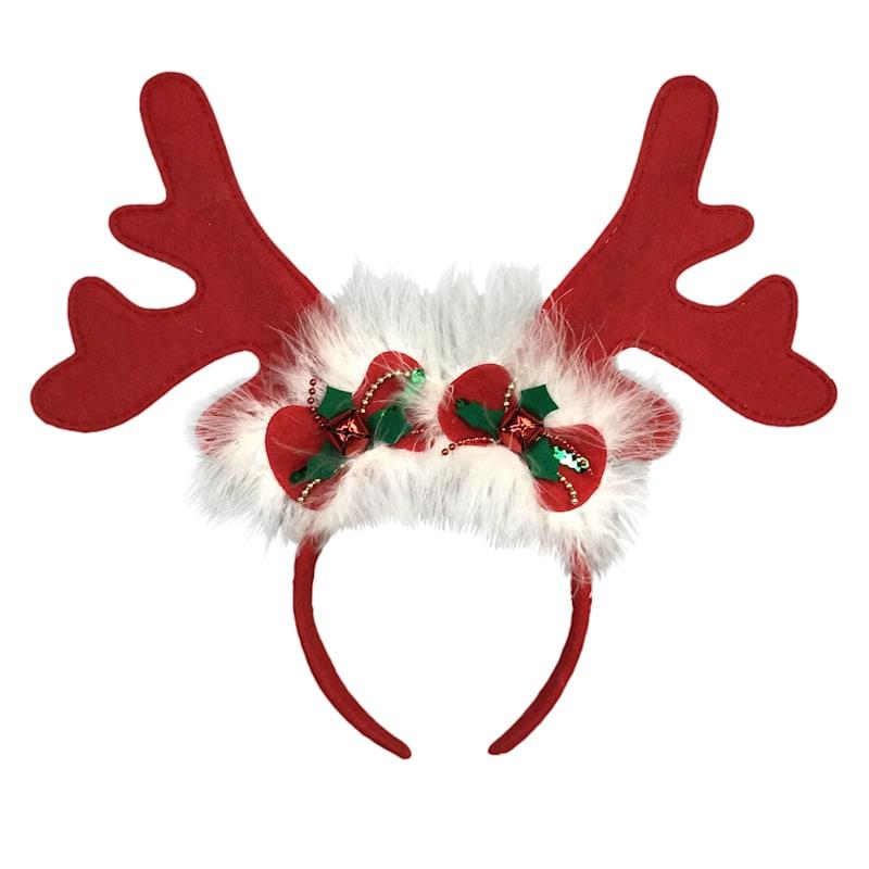 Red Antler Headband
