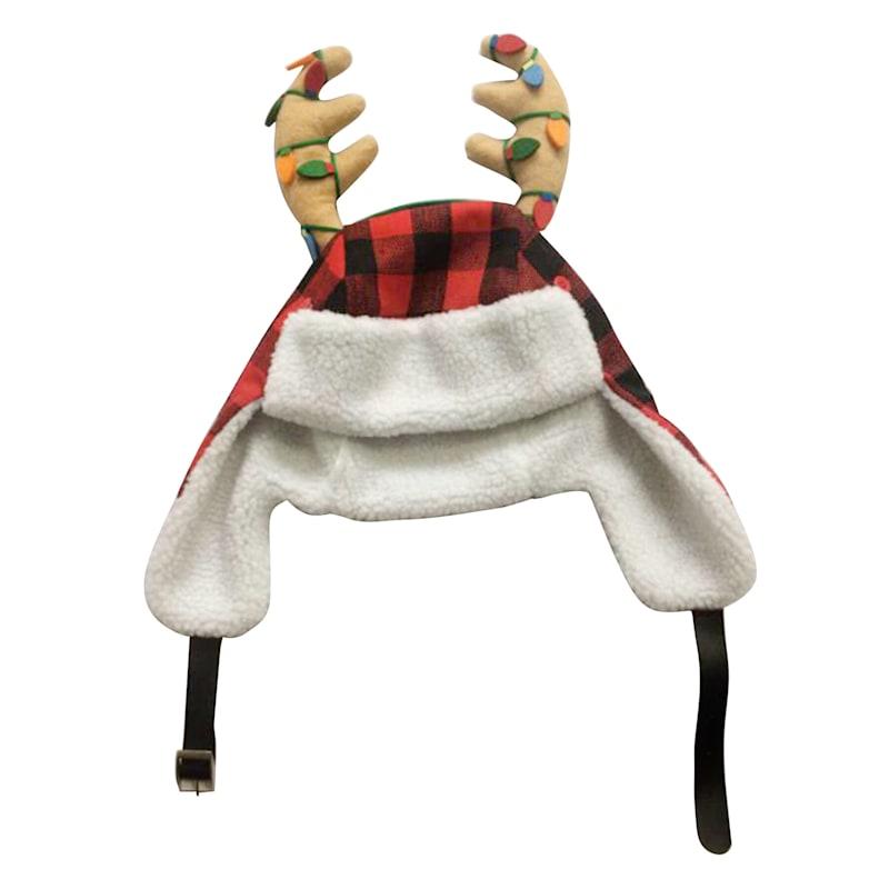 Buffalo Antler Hat