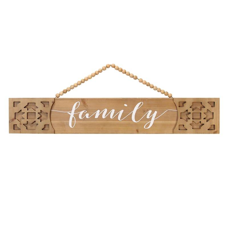 36X12.5 FAMILY HANGER