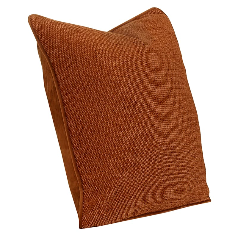 20IN ELLE PILLOW ORANGE