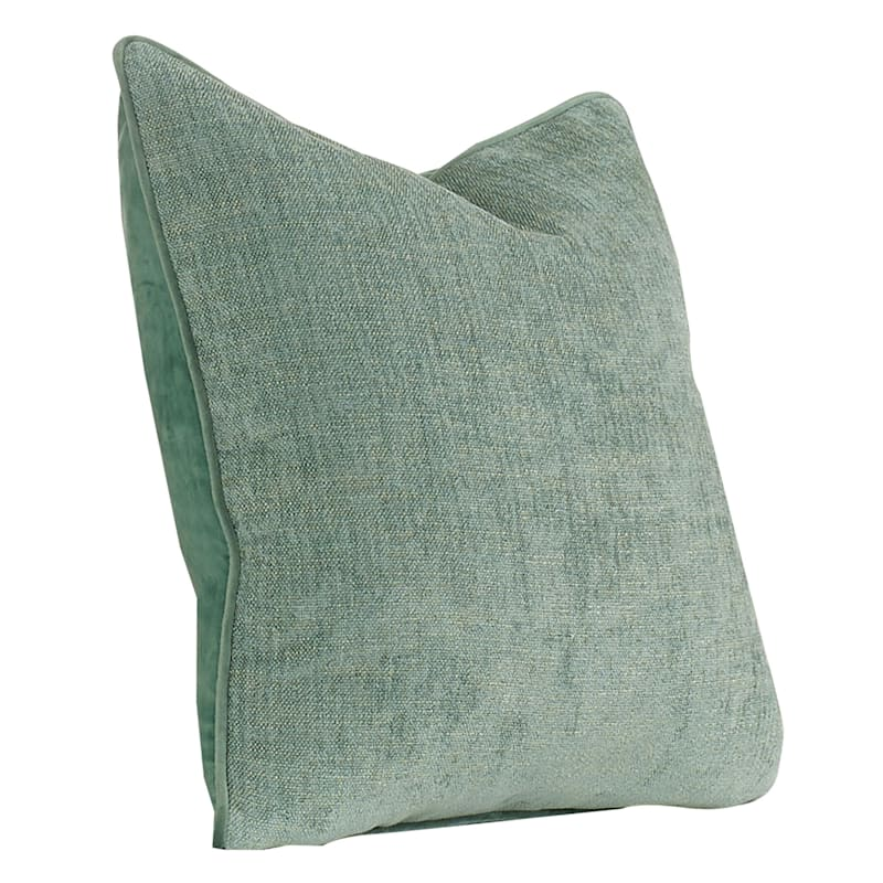 20IN GRACE PILLOW GREEN