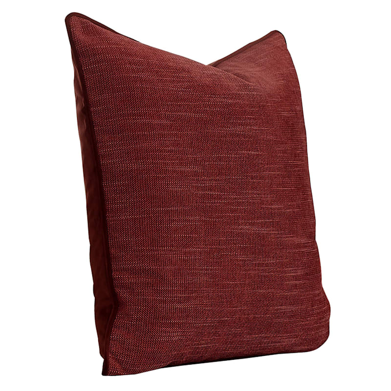 Brooke Red Pillow 20X20
