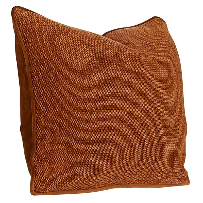 14X20IN ELLE PILLOW ORANGE